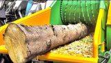 HIPNOTYCZNY film Extreme drewna Rębaki w akcji : Usługi Sotraveer