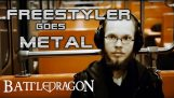 Bomfunk MC'S FREESTYLER (METAL cover av BATTLEDRAGON)