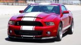 2013 Shelby GT500 Super Wąż: 850 HP Too Much?