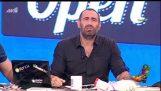 乔治亚迪斯 – Ζερβουδάκης Ράδιο Αρβύλα 03.04.2017