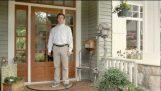 Brad Pitt's brother Doug Pitt did a Virgin Mobile commercial in Australia