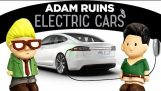 Electric Cars Aren't As Green As You Think