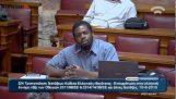 欢迎在议会中关于公民身份的辩论
