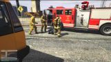 GTA 5 – Fire Fighters (Literally)