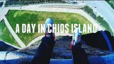 Chios द्वीप में एक दिन