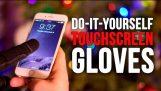 Uspe li rukavicu sa ekranom osetljivim na dodir