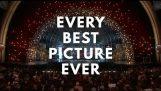 Όλα τα Όσκαρ καλύτερης ταινίας