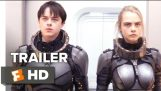 Valerian and the City of a Thousand Planets Official Trailer – Teaser (2017) – Movie