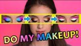 "MAAK mijn make-up "" DO mijn make-up"""