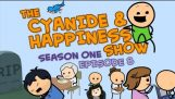 The Depressing Episode – S1E8 – Cyanide & Happiness Show