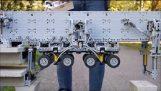 LEGO Technic brobäraren SLJ 50018