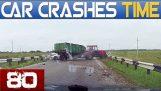 Car Crashes Compilation – August 2015