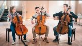 """Stranger Things"" Cello Medley – Nicholas Yee"