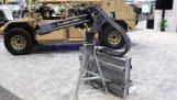 Генеральний боєприпасів динаміка Тактичні систем – ГАУ-19-Б .50 Гатлінга пістолет