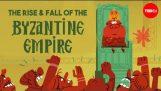 Vzestup a pád byzantské říše