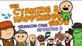 Cianuro & Spettacolo di felicità – S1E2