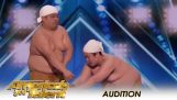 Yumbo Dump: Funny Fat BELLY Comedy Duo