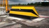 Road Blocker Crash test : HT1-VIPER