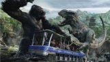 Největší 3D zkušenosti světových | 3D King Kong 360 u Universal Studios Hollywood
