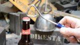 10 abridores de cerveja de ferramentas velhas