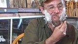 Come persone rasato prima lavorazione dei metalli è stato inventato