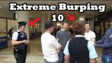Extreme Burping in Public 10 We Almost Got Arrested For This!