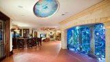 Невероятно дома аквариум