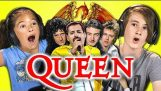 Reaction of Kids to the band Queen