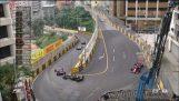 2017 Macau GP Wild Finish