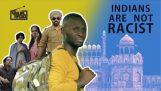 อินเดียไม่ได้แบ่งแยกเชื้อชาติ | เป็นสีดำในอินเดีย | ของ Visual วิทยุ