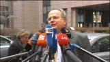 外交部長 k.d.Kotzias 的發言 – Ebrimpanti Gkoyntmorningk…