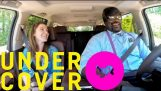Undercover Lyft Shaquille o ' Neal