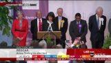 resultados Maidenhead: Señor Buckethead, Party Monster Raving Loony, Elmo y Theresa May