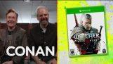 """Clueless геймер: Конан були """"Відьмак 3: Дике полювання"""""""