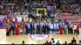 Ολυμπιακός – Ντούσαν Ιβκοβιτς Stars (Full) Olympiacos B.C vs Dusan Ivkovic Stars {20/9/2017}