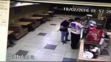 Thief Had a Surprise During Robbery