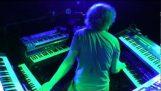Jan Hammer – Crockett's Theme (live by Kebu @ Dynamo)