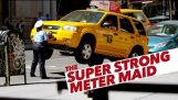 The Super Strong Meter Maid