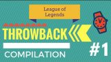Throwback – Memorable League Videos – Compilation #1 – League of Legends [WDL gaming]