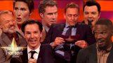 Celebrities Impersonating Other Celebrities – The Graham Norton Show