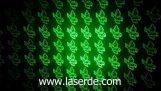 Stärkste Laserpointer Grün 10000mW 8in1