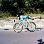 Ο ποδηλάτης Superman