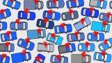 यातायात जमाव करने के लिए समाधान