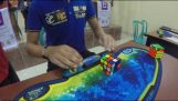 New world record in the Rubik's Cube in 4.74 seconds
