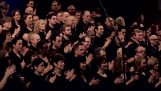 """El """"África"""" en coro acapella de Angel ciudad coral"""
