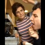 Τρομάζοντας τη γιαγιά
