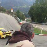 Το πιο χαζό ατύχημα με μια Ferrari