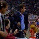 1993: Appello di Knabb ai tifosi
