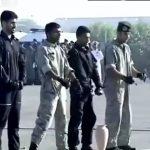 Η αποτυχημένη επίδειξη της Ιρανικής αστυνομίας
