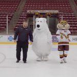 Το πρόβλημα με τη στολή της πολικής αρκούδας
